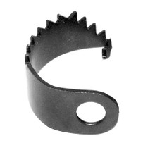 """1 1/2"""" Single Saw Blade with flat bottom. Fits 5/8"""" to 3/4"""" cable. (5 pack)"""