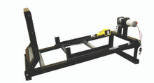 The Loading Ramp for the DM175 Drain Machine helps reduce back injuries while loading the machine into your service vehicle.