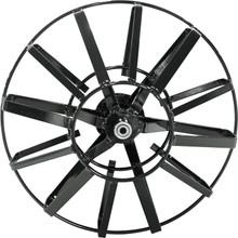 """The 16"""" open spoke metal reel fits the J-Maxx and DM10 mid-size drain cleaning machines by Duracable."""