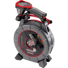R40808 - Ridgid L100C microReel with sonde and counter - adapts to a CA-300