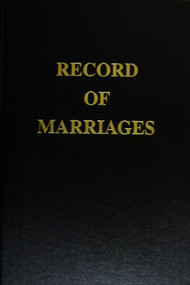 Record of Marriages