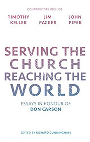 Serving the church Reaching the World