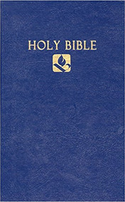 NRSV Pew Bible Blue