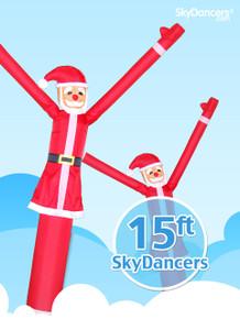 Santa Sky Dancer