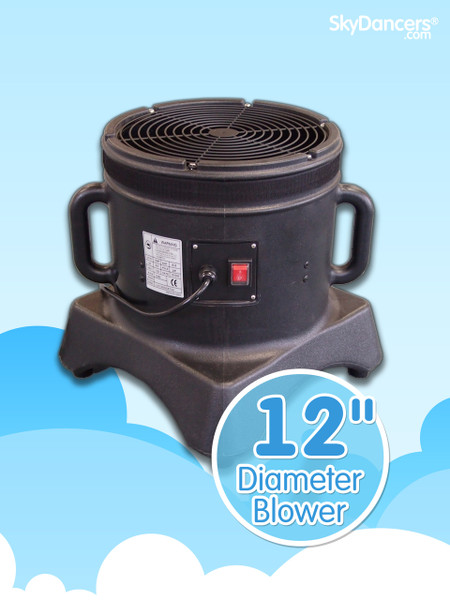 12-inch Diameter Sky Dancer Blower