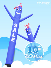 Sky Dancers Blue SALE - 10ft
