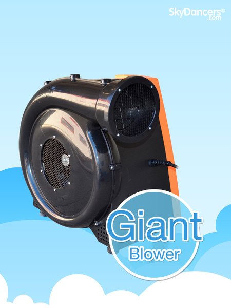 Giant Inflatable Blower