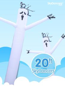 SkyDancers.com Ghost