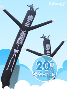 Skeleton Sky Dancer