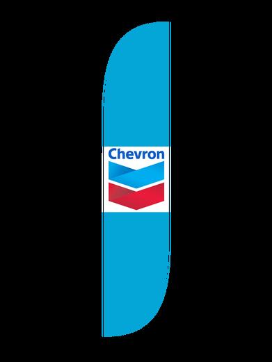 Chevron Feather Flag
