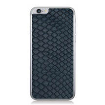 iPhone 6 Back Genuine Python Navy - Small Scale