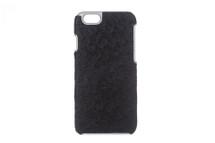 iPhone 6/6S Case Genuine Ostrich Black