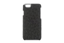 iPhone 6/6S Case Genuine Ostrich Charcoal
