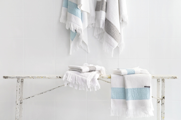 Positano Bath Towel Collection