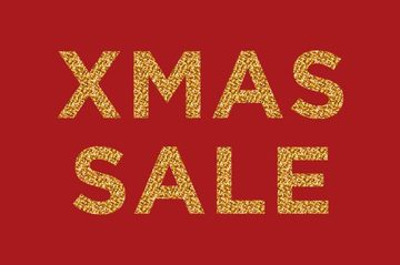 Last minute Xmas Shopping Sale