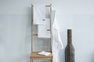 Corduroy Rib Bath Towel Collection