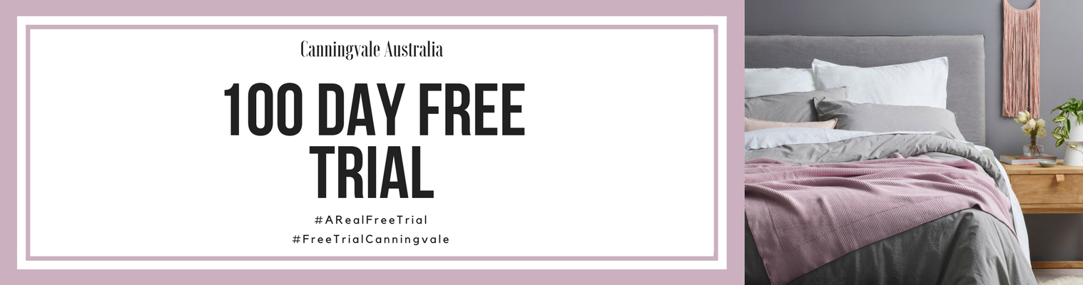 Canningvale 100 Day Free Trial