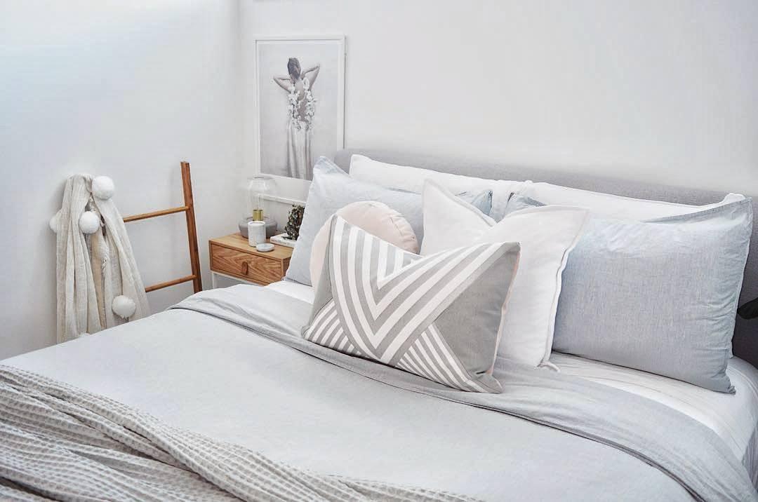 Shop Canningvale Luxury Cotton Waffle Weave Blanket