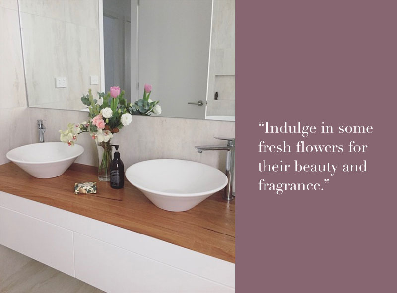 Indulge In Fresh Flowers