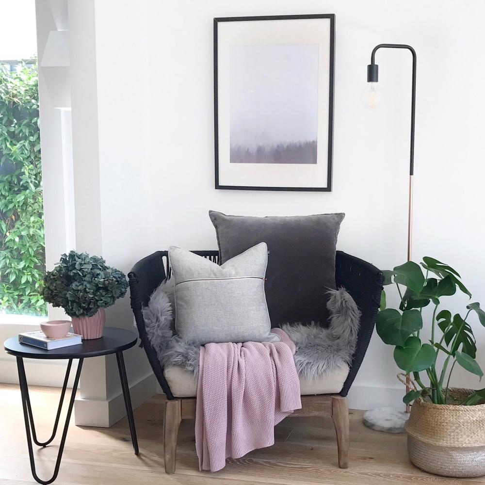My House Loves Featuring Valentini Throw