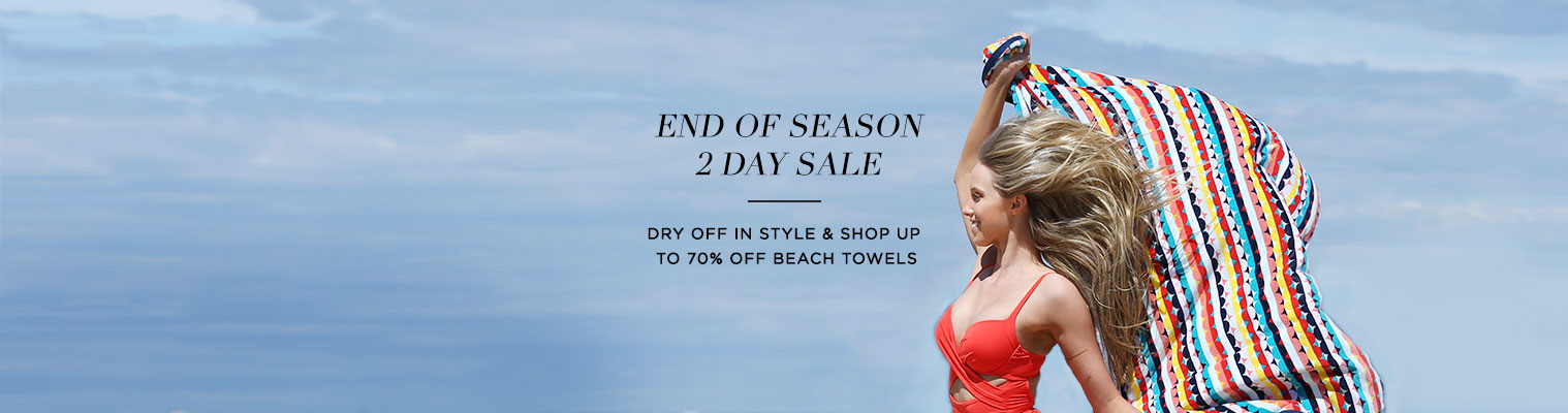 Canningvale Beach Towel Sale