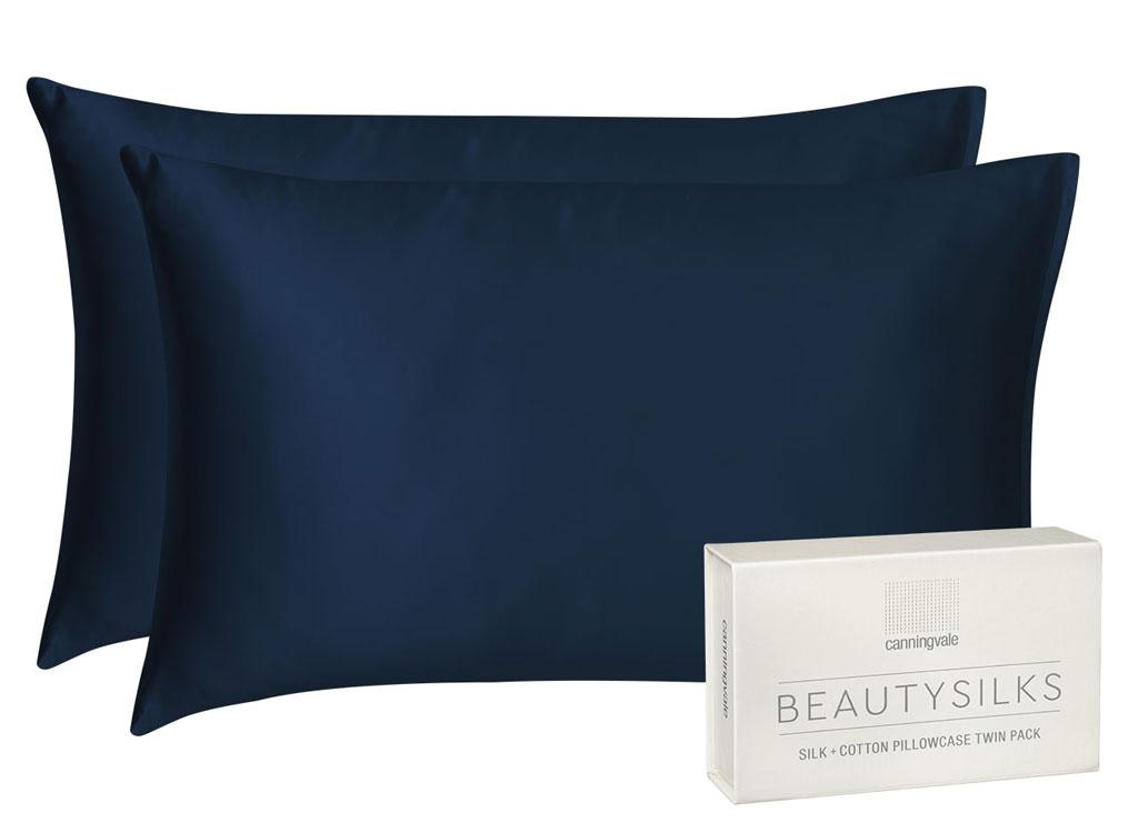Canningvale Beautysilk Silk pillowcase - Perla