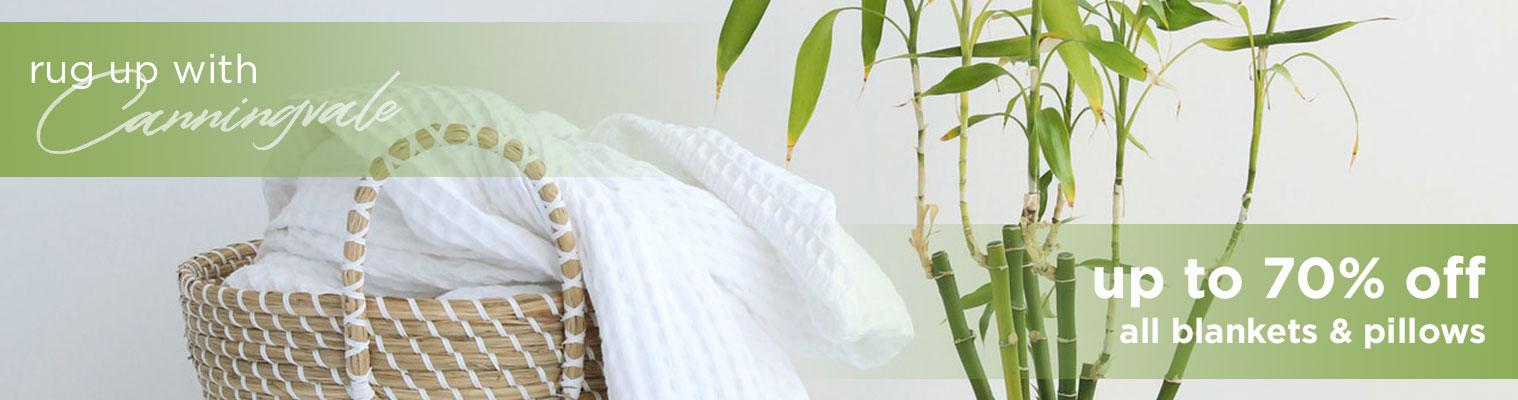 Canningvale Blanket Sale