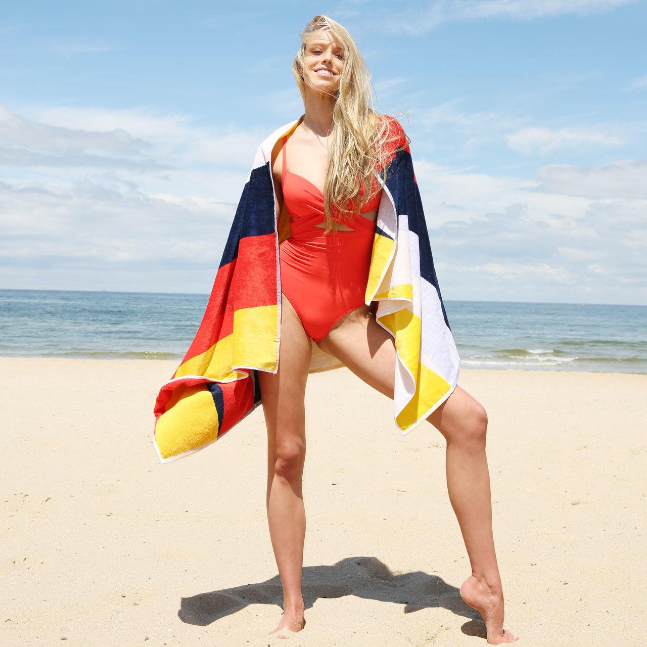 Canningvale Beach towels - Farrah