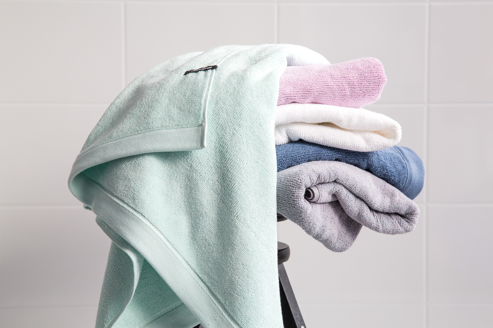Canningvale Corduroy Rib Towel Collection