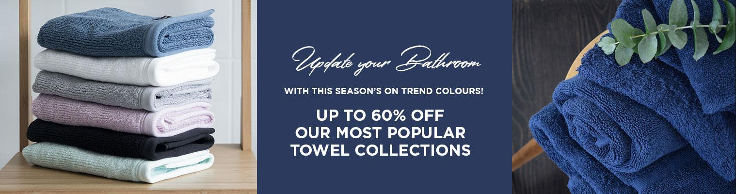 Canningvale Royal Splendour Corduroy Towel Sale