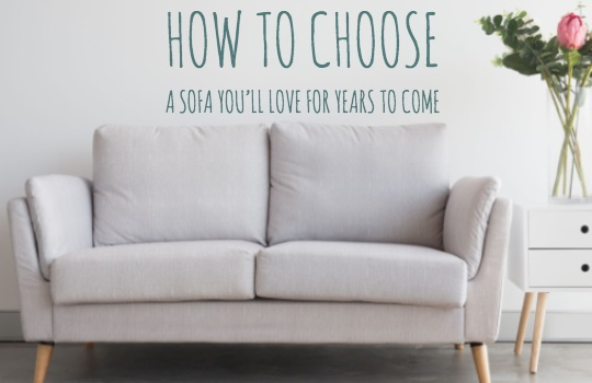 Buying A New Sofa Is A Big Deal. Few Pieces Of Furniture In Our Homes Are  Used So Often, Serve So Many Purposes, Or Are On Display To Family,  Friends, ...