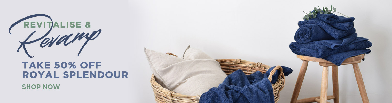 Canningvale Royal Splendour Towel Range Toys Sale