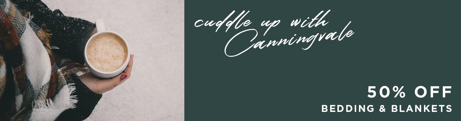 Canningvale Filled Goods & Blankets Sale