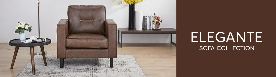Canningvale Elegante Sofa Collection