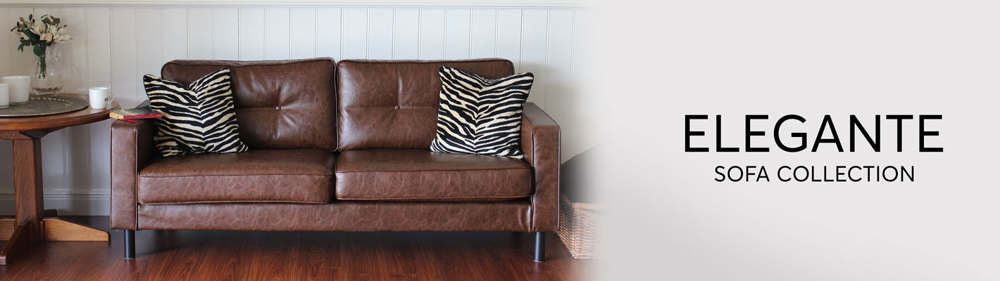 Elegante Sofa Collection from Canningvale