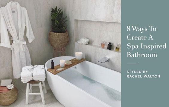 style your bathroom