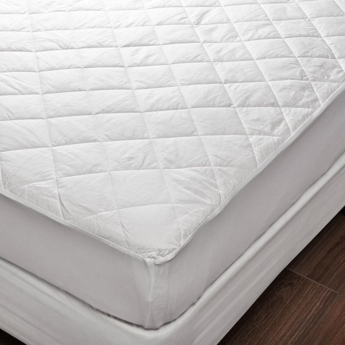 Canningvale Luxury Cotton Mattress Protector