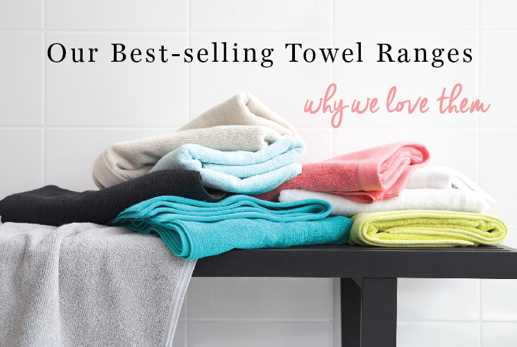 Our Best-selling Towels
