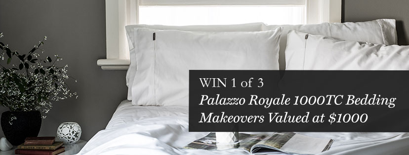 Canningvale Palazzo Royale Sheets