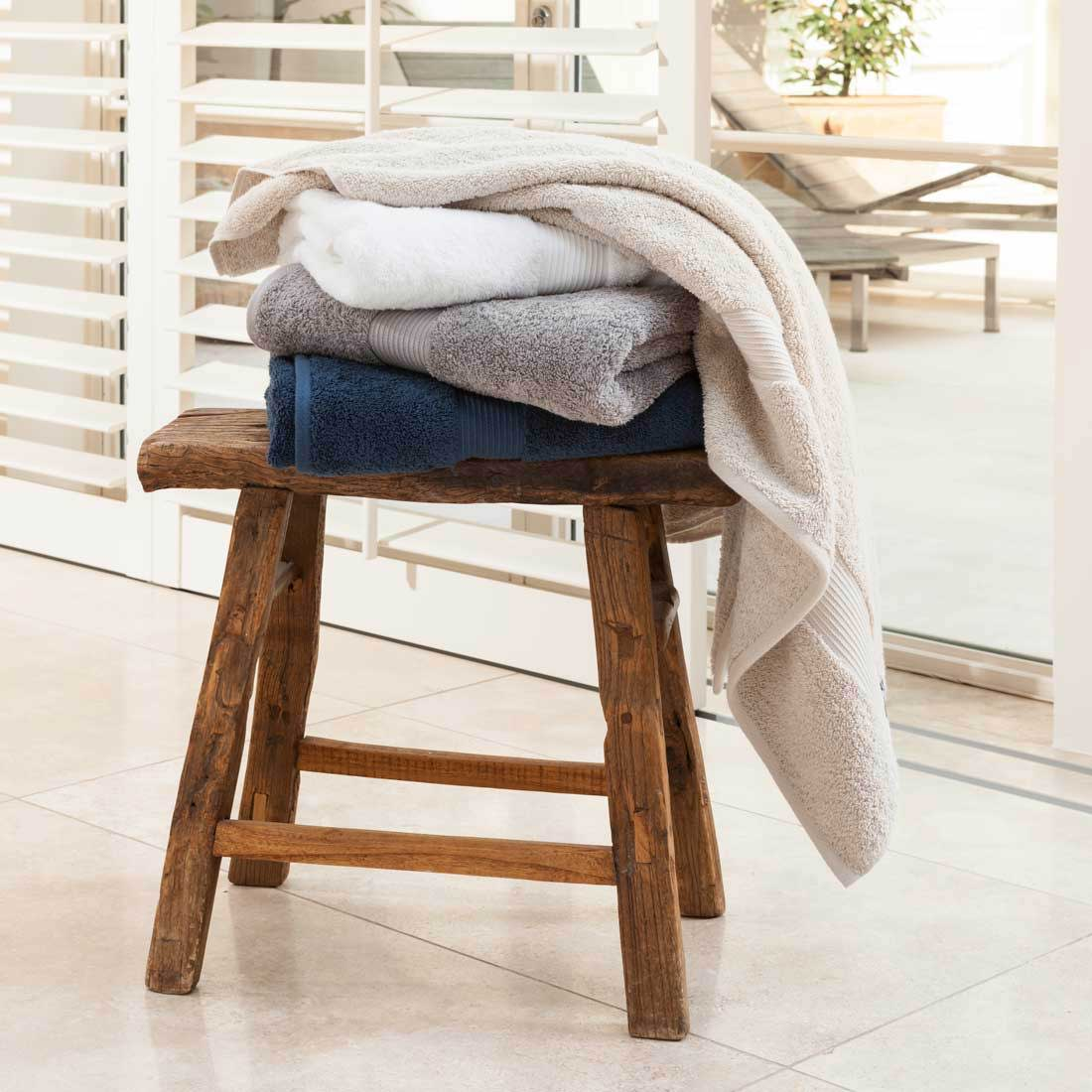 Canningvale Royale Towels - bathroom luxury