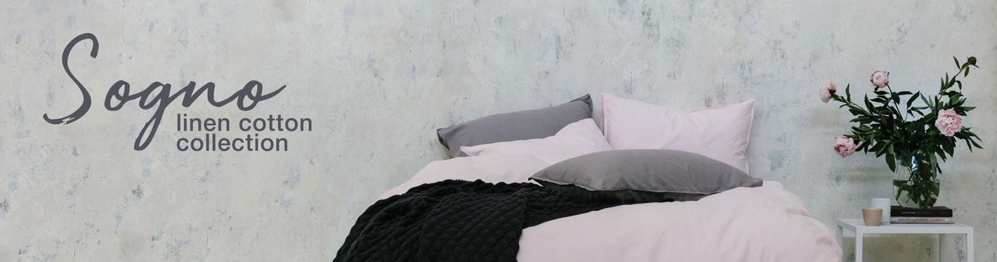 Sogno Linen Cotton Collection