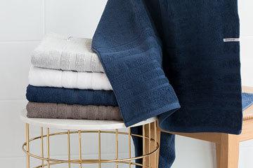 Penthouse Suite Bath Towel Collection