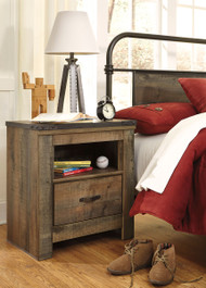 Trinell Brown One Drawer Night Stand