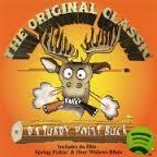 The Original Classic Da Turdy Point Buck