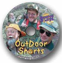 """Outdoor Shorts"" Outdoor Humor Comedy Video DVD BananasAtLarge"
