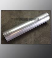 Mandrel Bend - 2.00 Inch OD Tube .065 wall - Straight Aluminized