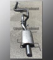 99-02 Infiniti G20 Exhaust - with Borla - 2.25 inch