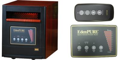 edenpure gen 4 4428 heater parts rh pureenergystore com G&L ASAT EdenPURE 1000 Schematic