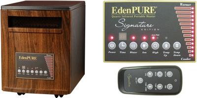 EdenPURE Signature Elite Heater