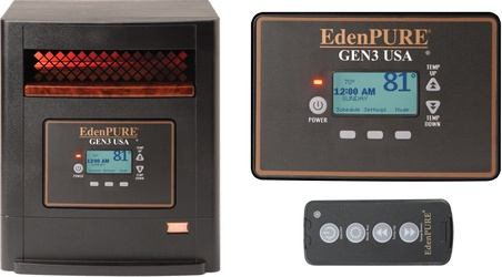 EdenPURE GEN 3 USA Heater
